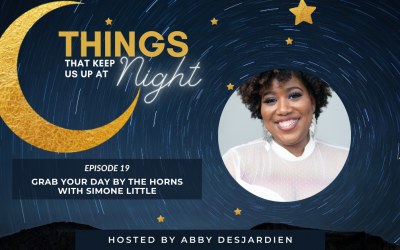 Episode 19: Grab Your Day by the Horns with Simone Little